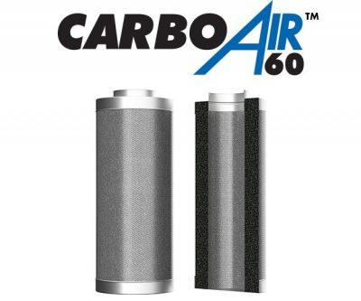 Systemair CarboAir 60 Carbon Filters 6 8 10 12 inch BEST On Market Phresh Rhino